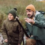 introducing youths to hunting